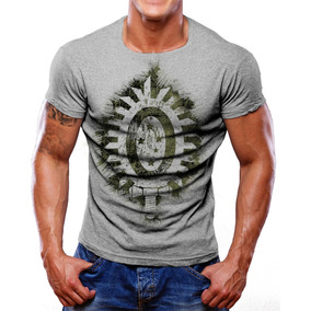 Camisetas Com Estampas Militares - Calçados 4e1952aaa2c