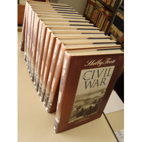 The Civil War: A Narrative / 14 Volumes / Shelby Foote