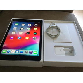 Ipad Air 2 Cinza Espacial 16gb Na Caixa, A1566, Lindo.