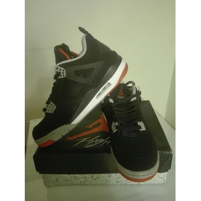 Zapatillas Jordan Retro 4 Negras - Zapatillas Jordan de Hombre en ... 5447c50bd1e