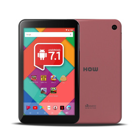 Tablet Ht 705 Tela 7 8gb Câmera Wi-fi Ram 1gb And.7.1 Rosa