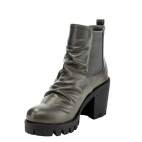 db6cbd89 Botines Colombianos Dama De Moda - Ropa, Zapatos y Accesorios Negro ...
