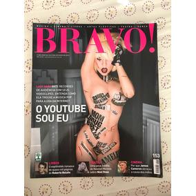Revista Bravo - Lady Gaga