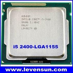 Procesador I5 2400 3.10ghz 1155 Con Fan Cooler