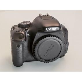 Câmera Canon Dslr Eos T3i Usada