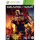 Nuevo Y Original Gears Of Wars Judgment. Fìsico Xbox 360