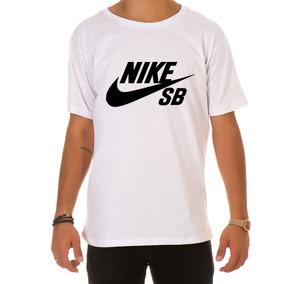 Camiseta Unissex Nke Sb Marca Top Básica Linda 55295a09933bf