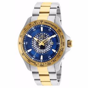 df2502b7b27 Invicta Prata Speedway - Relógios no Mercado Livre Brasil