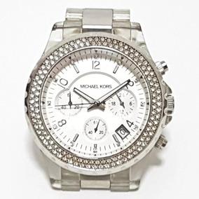 Relógio Michael Kors Prata Fundo Branco - Relógios De Pulso no ... df9c2032df