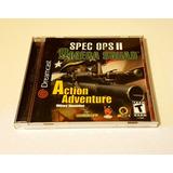 Spec Ops Ii Omega Squad Dreamcast - Usado