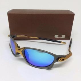 acf61b0a02 Óculos Oakley Double Xx Juliet Squared 24k Badman Mars. 11 cores. R  159