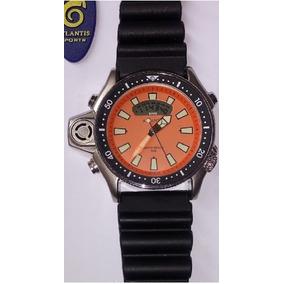 1f61d26e0af Relogio Aqualand Atlantis Laranja - Joias e Relógios no Mercado ...
