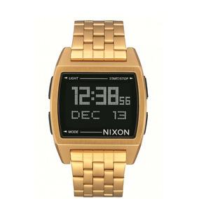 Reloj Base Dorado Nixon