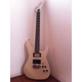 Guitarra Eléctrica Estilo Jackson. Oportunidad!