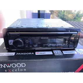 Cd Player Kenwood Excelon Kdc X301