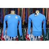 f4688a411d Camisa Termica Umbro Gremio no Mercado Livre Brasil