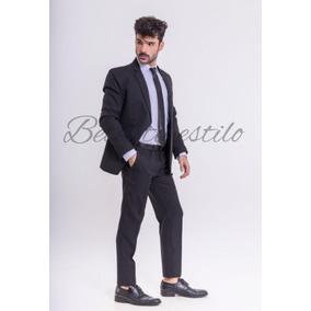 Traje Hombre Slim Fit - Trajes de Hombre en Mercado Libre Argentina cd69de930ff