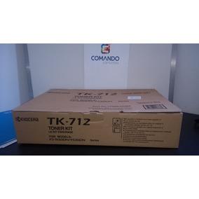 Toner Kyocera Tk712 Original Novo
