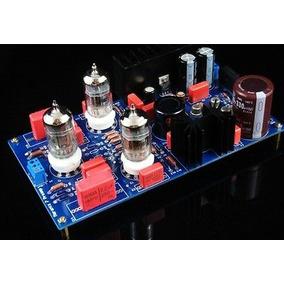 Ref Kit Diy Marantz 7 C Tubo Pre Amplificador (2 Canales)