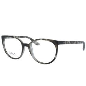 9f3e953f5 Óculos De Grau Grazi Feminino Original Gz3050 F712