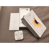 Fone De Ouvido iPhone 4 5 5s 5c 6s 6,7,7 Plus Original