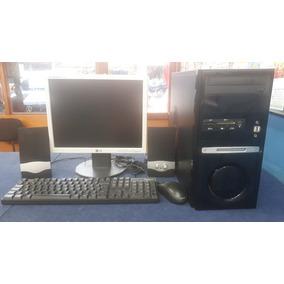 Computador Completo 4gb 320gb Monitor Teclado Mouse