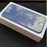 iPhone 6 Plateado 126gb Muy Poco Uso, Bateria Nueva Adiciona