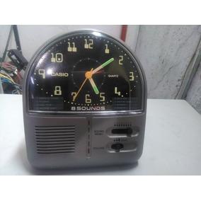 Reloj Vintage Casio 8 Sounds.. Funcional Y Completo