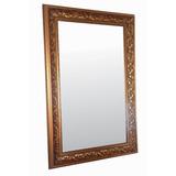 Espejo Lujo Dorado 155 X 100 Cm Marco Clasico