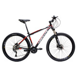 Bicicleta Absolute Aro 29 Kit Alívio 27v C/ Trava No Guidão