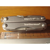 Alicate Canivete Multi Tool Modelo Squirt E4 - Usado