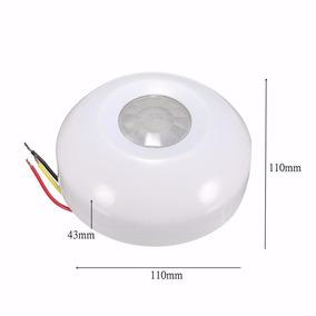 Sensor Presença Pir Switch Liga Desliga Lampada 220v