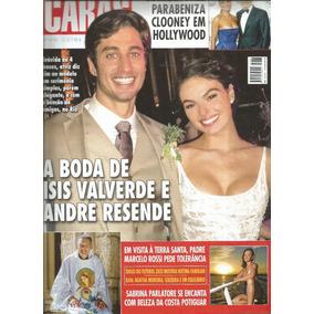 Revista Caras 1284/18 - Isis Valverde/padre Marcelo Rossi