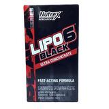 Lipo 6 Black Ultra Concentrate 120 Caps.