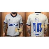 Camisa Do Cruzeiro Numero 10 no Mercado Livre Brasil 78a9872d2286a