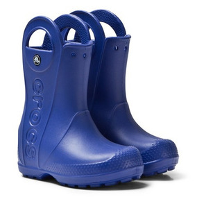 Crocs Botitas Para Niños/niñas Mod. Handle It Rain Boot Kids