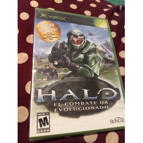 Halo El Combate Ha Evolucionado - Xbox Clasico