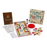 Tutti Frutti Clasico Juego De Palabras Ruibal - Mundo Manias