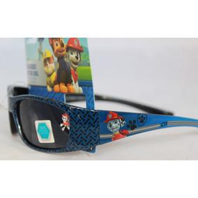 8a47f60976858 Pata De Patrulla Poco Chicos Azul Gafas De Sol 100% Uv