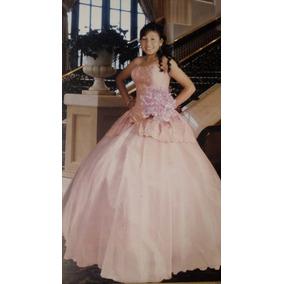 5655953e7f Vestidos De Xv Años En Venta Color Rosa Usado en Mercado Libre México