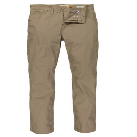 Pantalón Casual De Satín Ajustable Tailor Vintage