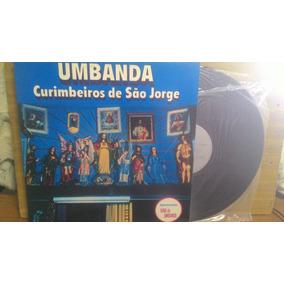 Umbanda Curimbeiros De São Jorge Lp