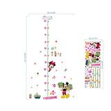 Sticker De Vinilo Para Pared Decorativo Minnie Mickey Mouse