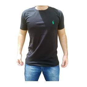 5414334fef Camiseta Ralph Lauren Masculina Básica Elastano Top Promoção