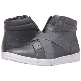 Tenis Sneaker Casuales Calvin Klein Tipo Bota 29.5mx 11us Ck