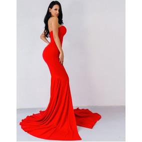 9d65ccc402 Vestido Xv Lagunilla Rojo Vestidos De Largos - Vestidos de Mujer ...