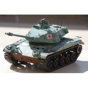 Modelo Escala 1:35 Tanque Guerra M41 Walker B. Construído