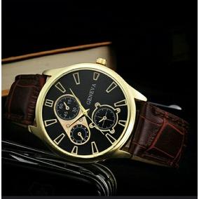 Relógio Masculino Da Marca Geneva