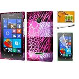 Kits De Accesoriosnokia Lumia 435 (t-mobile) Lf 4 En 1 Pa..