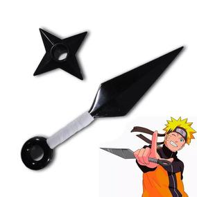 Shuriken E Kunai De Borracha - Anime Naruto ( Especial )
